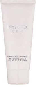 Jimmy Choo L'Eau leite corporal para mulheres 100 ml