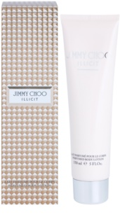 Jimmy Choo Illicit leite corporal para mulheres 150 ml