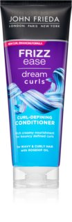 John Frieda Frizz Ease Dream Curls Conditioner für welliges Haar