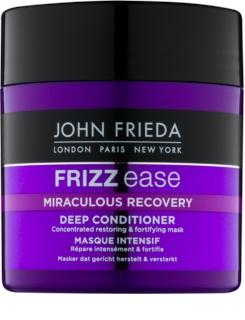 John Frieda Frizz Ease Miraculous Recovery maschera rigenerante e rinforzante per capelli