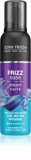 John Frieda Frizz Ease Dream Curls pjena za volumen od korijena za kovrčavu kosu