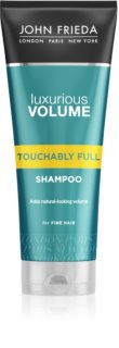 John Frieda Luxurious Volume Touchably Full Shampoo with Volume Effect
