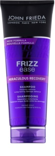John Frieda Frizz Ease Miraculous Recovery відновлюючий шампунь для пошкодженого волосся