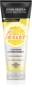 John Frieda Sheer Blonde Go Blonder Aufhellender Conditioner für blonde Haare