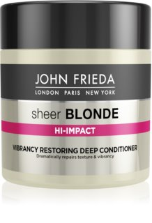 John Frieda Sheer Blonde Flawless Recovery Diepe Herstellende Conditioner  voor Blond en Highlighted Haar