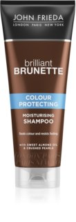 John Frieda Brilliant Brunette Colour Protecting vlažilni šampon