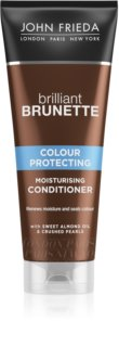 John Frieda Brilliant Brunette Colour Protecting condicionador hidratante