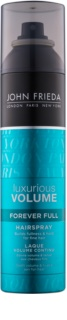 John Frieda Luxurious Volume Forever Full laque cheveux