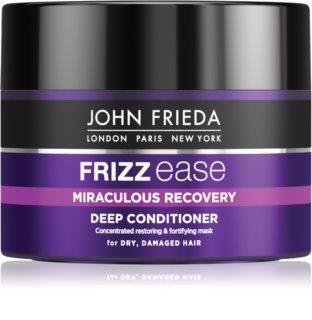 John Frieda Frizz Ease Miraculous Recovery βαθιά θρεπτικό μαλακτικό για κατεστραμμένα μαλλιά