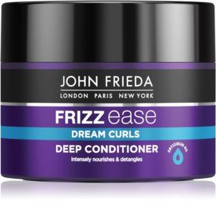 John Frieda Frizz Ease Dream Curls après-shampoing lissant pour des cheveux disciplinés sans frisottis