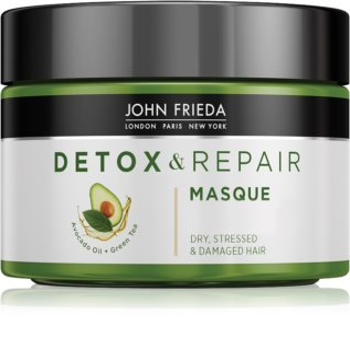John Frieda Detox & Repair mască detoxifiantă pentru par deteriorat
