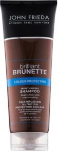 John Frieda Brilliant Brunette Colour Protecting зволожуючий шампунь