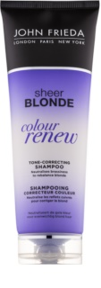 John Frieda Sheer Blonde Colour Renew Tönungsshampoo für blonde Haare