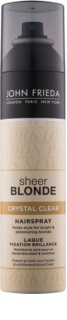 John Frieda Sheer Blonde Crystal Clear Laquer For Blondes And Highlighted Hair