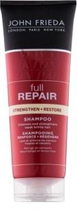John Frieda Full Repair Strengthen+Restore зміцнюючий шампунь з відновлюючим ефектом