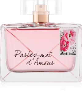 John Galliano Parlez-Moi d'Amour Eau de Parfum for Women 80 ml