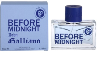 John Galliano Before Midnight Eau de Toilette para homens 50 ml
