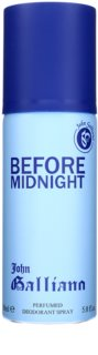 John Galliano Before Midnight deospray pentru bărbați 150 ml