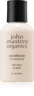 John Masters Organics Citrus & Neroli Liquid Organic Conditioner for Normal Hair