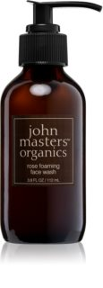 John Masters Organics Rose Gentle Cleansing Foam for Normal to Dry Skin