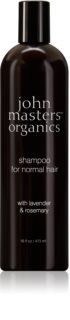 John Masters Organics Lavender Rosemary Pflegeshampoo für normales Haar