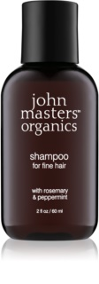 John Masters Organics Rosemary & Peppermint Shampoo for Fine Hair