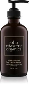 John Masters Organics Dry to Mature Skin почистващ крем