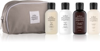 John Masters Organics Travel Kit Hair & Body cestovná sada I.