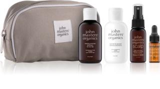 John Masters Organics Travel Kit Dry Hair lote cosmético III.