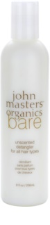 John Masters Organics Bare Unscented Detangler For All Hair Types Fragrance-Free