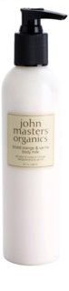 John Masters Organics Blood Orange & Vanilla latte corpo