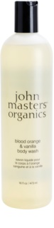 John Masters Organics Blood Orange & Vanilla gel de duche
