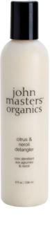 John Masters Organics Citrus & Neroli Conditioner für normales und feines Haar