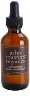 John Masters Organics Dry to Mature Skin поживна олійка для шкіри обличчя