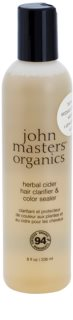 John Masters Organics Herbal Cider Cleansing Colour-Protecting Hair Treatment