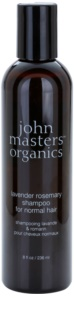 John Masters Organics Lavender Rosemary champô para cabelo normal
