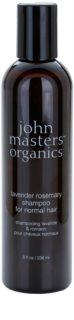 John Masters Organics Lavender Rosemary szampon do włosów normalnych