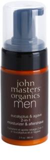 John Masters Organics Men зволожуючий бальзам після гоління 2в1