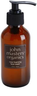 John Masters Organics Normal to Dry Skin Reinigungsschaum für die Haut