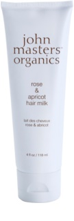 John Masters Organics Rose & Apricot Leave-in Lotion For Dry Hair Ends