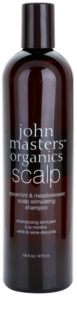 John Masters Organics Scalp Stimulating Shampoo For Healthy Scalp