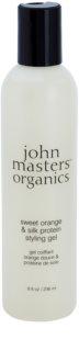 John Masters Organics Sweet Orange & Silk Protein Styling Gel