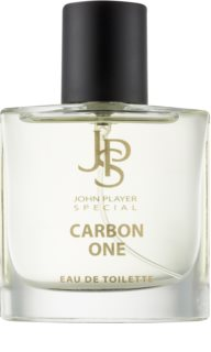John Player Special Carbon One Eau de Toilette voor Mannen 50 ml