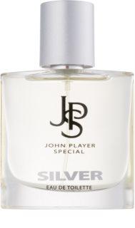 John Player Special Silver eau de toilette para homens 50 ml