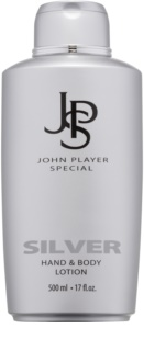 John Player Special Silver Body Lotion for Men 500 ml
