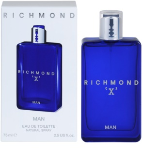 John Richmond X For Man toaletna voda za muškarce 75 ml