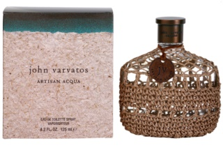 John Varvatos Artisan Acqua Eau de Toilette for Men 125 ml