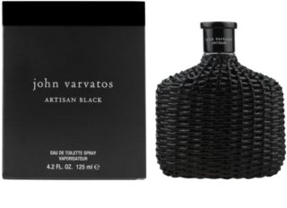 John Varvatos Artisan Black Eau de Toilette for Men 125 ml
