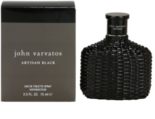 John Varvatos Artisan Black Eau de Toilette for Men 75 ml