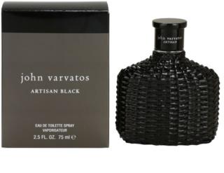 John Varvatos Artisan Black toaletna voda za moške 75 ml